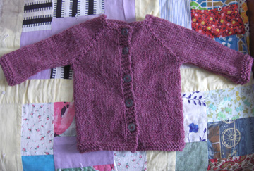 wee sweater