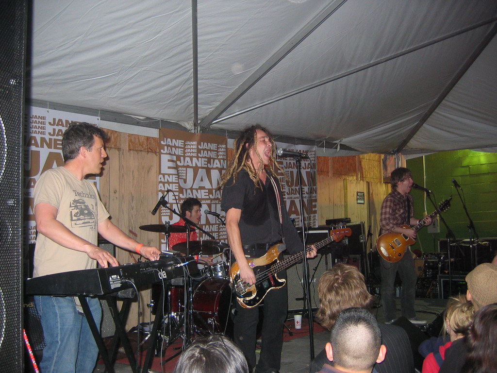 Nada Surf @ Jane Party (SXSW)