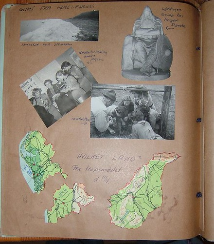 Fra den gamle patruljedagbog