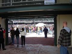 SBC Park - Blick ins Stadion I