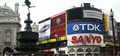 piccadilly-London
