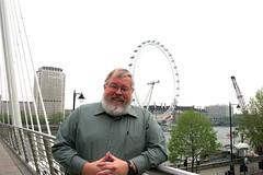 Steve Sewell in London
