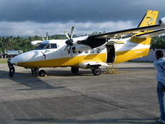 Seair propeller jet