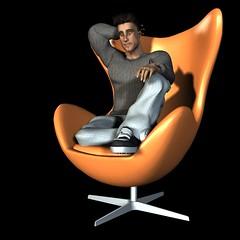 Obi Egg Chair