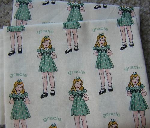 gracie fabric