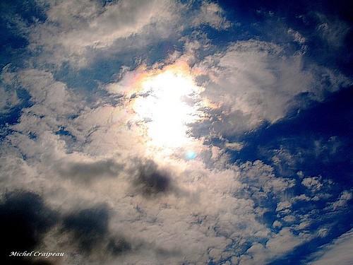 Vendée le marais ...ciel longeville
