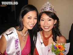 Ms Genecia Luo and Ms Carol Cheong