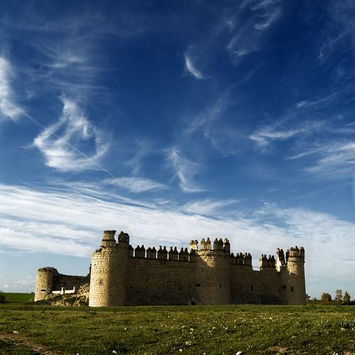 Castillo de San Silvestre - Primavera