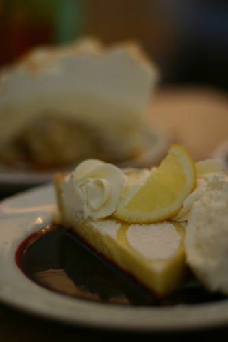 Summery Lemon Tart