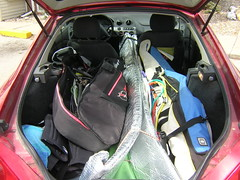 wheeled 3-event bag