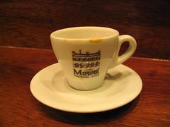 第二杯 musetti espresso