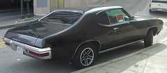 Pontiac GTO - Side