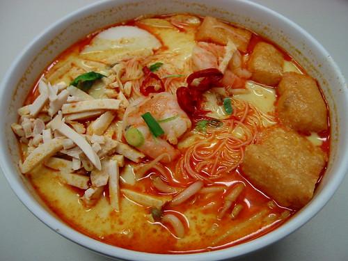 resepi laksa penang sedap. laksa soup recipe