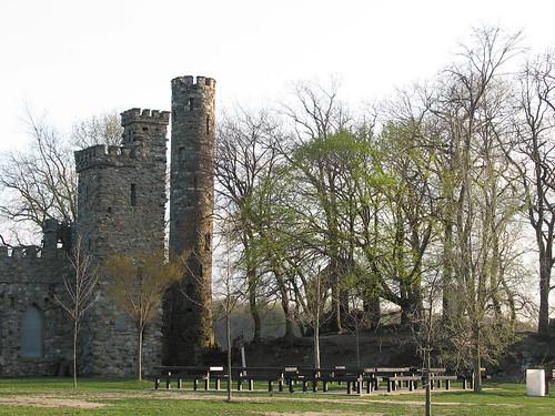 Castle on Glen Island