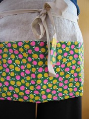 littlebirds apron -
