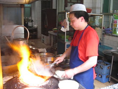 chef in the Muslim Quarter