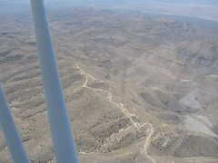 Flying Over West Texas