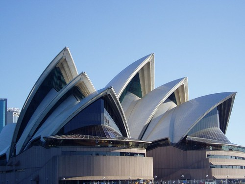 Opera House from the ferry