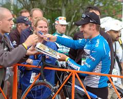 Popovych works the crowd