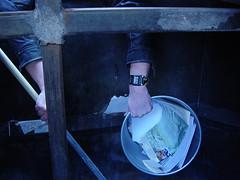 Pjöni und der Mülleimer 06