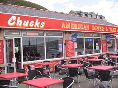 Chucks American Diner, Abermaw