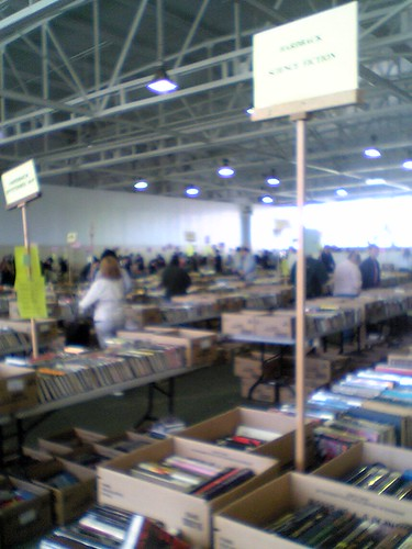 spl spring library sale!