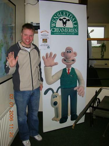 Doh Gromit!