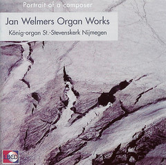 Jan Welmers - Organ Works