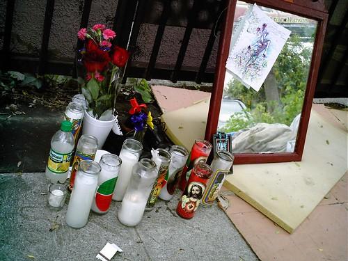 Shrine To El Circo Loco