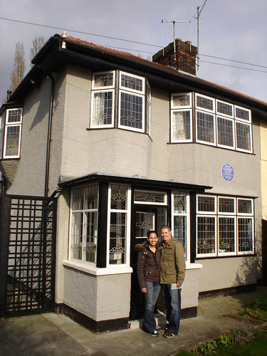 John Lennon's Boyhood Home