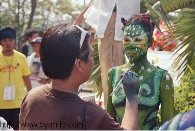 Babaylan Festival of Bago City, Negros Occidental