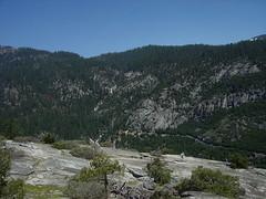 Yosemite - At Portal