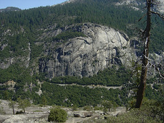 Yosemite - Cliff