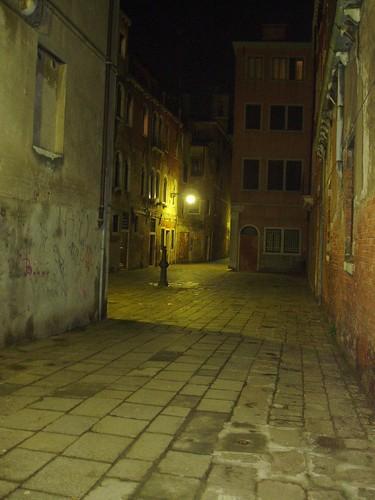 Venècia en repòs