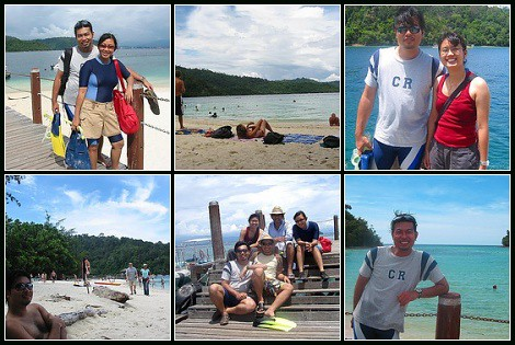 Manukan & Sapi Island Trip