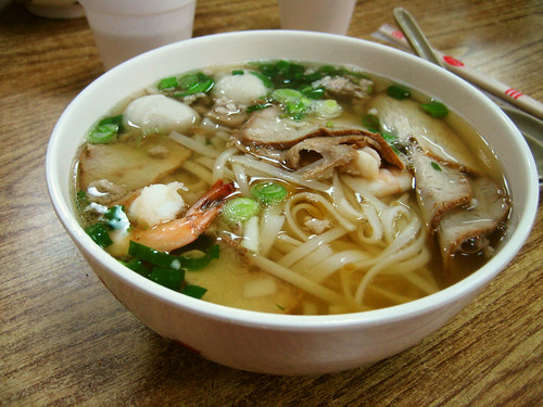 Cambodian Rice Noodle