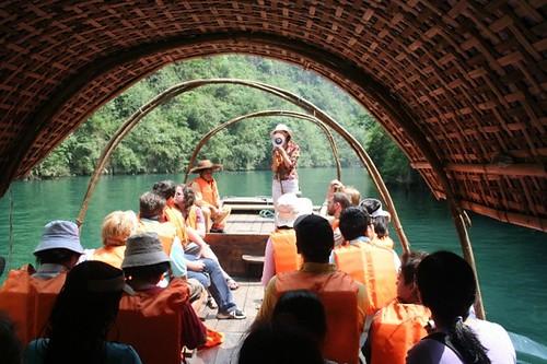 river 'raft'