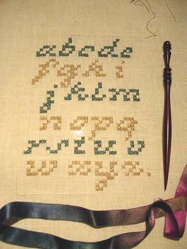 Alphabet S.B( semana 8)