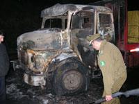 atentado en ercilla mayo 2006