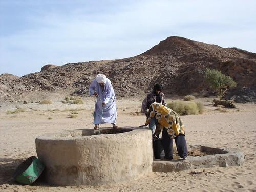 Puits sud Algérien
