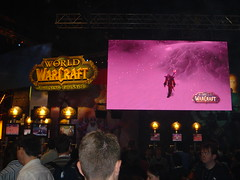 Burning Crusade Demo @e3 2006