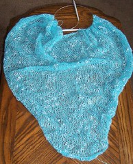 Gossamer Ruffle Shawl, 1 ball in
