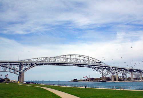 Blue Water Bridges