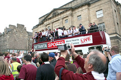 Hearts Scottish Cup Parade (6)