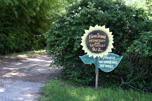 Entrance to Farm