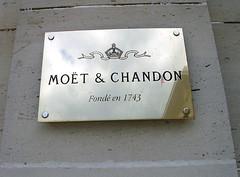 Moët & Chandon, Epernay