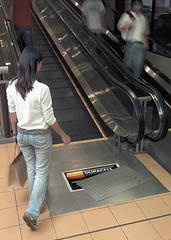 Duracell-Escalators