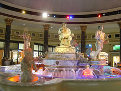 Caesar's Palace - Forum Shops Well I