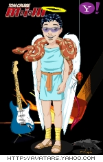 Dinorider the arcangel