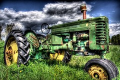 John Deere photo by Lawrence Whittemore